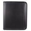 Writing case, 1-1/2 x 10-3/4 x 9, Black