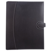 Bugatti Writing case, 1 x 10 x 7-1/2, Black
