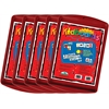 "Learning Magnets Kidboard — Red 9"" x 13"" — 5 Pk"