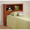 Prepac Cherry Twin Bookcase Headboard