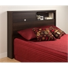 Espresso Series 9 Designer Full / Queen 2 Door Headboard