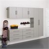 "Prepac HangUps 90"" Storage Cabinet Set H - 5pc"