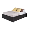 Prepac District King Platform Bed