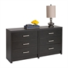 Prepac District 6-Drawer Dresser