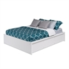 Prepac Calla Queen Platform Bed