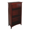 Avalon Tall Bookshelf - Cherry