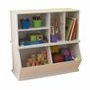 KidKraft Add on Storage Unit - White
