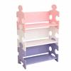 KidKraft Puzzle Bookcase - Pastel