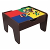 2 in 1 Activity Table with Board Espresso