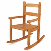 2-Slat Rocker - Honey