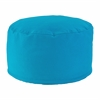 Round Pouf - Turquoise