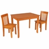 Avalon Table II & Chairs Set Honey