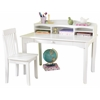 KidKraft Avalon Desk with Hutch - White