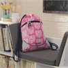 KidKraft Drawstring Backpack - Damask