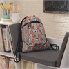 Drawstring Backpack- Sports