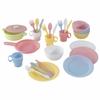 KidKraft 27 Piece Cookware Play set - Pastel