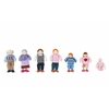 KidKraft Doll Family of 7 - Caucasian