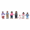 Doll Family of 7 - African American