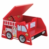 KidKraft Fire Truck Step 'N Store