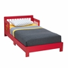 KidKraft Houston Toddler Bed - Red