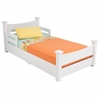 Addison Toddler Bed White