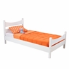 Addison Twin Bed White