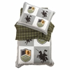 Knights & Shields Toddler Bedding 4 pc Set