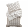 KidKraft Stars & Polka Dots Toddler Bedding 4 pc Set