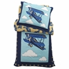 KidKraft Airplane Toddler Bedding 4 pc Set