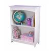 Nantucket 2-shelf Bookcase