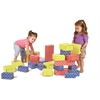 Edushape Corrugated Blocks - 52 Pc