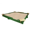 Sandbox 10'X10' with Seats and Cover included