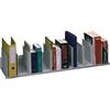 """PAPERFLOW 44 """" W. Individualised vertical organiser .Grey"""