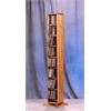 Wood Shed Solid Oak Dowel Cabinet for CD's