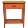 Nouvelle Night Stand, 21-1/4 x 16 x 24-3/4, Cherry