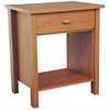 Nouvelle Night Stand, 21-1/4 x 16 x 24-3/4, Oak