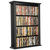 Venture Horizon Wall Mounted Cabinet-Single, 28 x 8-1/2 x 36-1/4, Black