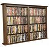 Venture Horizon Wall Mounted Cabinet-Double, 52 x 8-1/2 x 36-1/4, Walnut