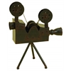 Benzara Metal Antique Camara Decor That Makes Memories Live