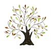 Metal Tree/Shell Leaves Anytime Wall Decor Upgrade Option