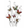 "Benzara Gorgeous And Radiant Multicolored Butterflies Wall Decor 32""H, 20""W"