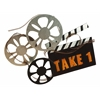 Metal Movie Wall Decor Takes You To Film Shooting Site