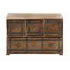 Benzara Simply Timeless Wood Box With Drawer