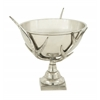 Benzara Timeless And Beautiful Aluminum Antler Bowl