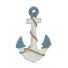 "Anchor Wall Decor, 12""W, 17""H"