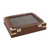Opaque Styled Attractive Wood Box