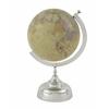 Benzara Creative Aluminum Pvc Globe