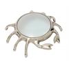 "Benzara Appealing Aluminum Crab Magnifier 10""W, 3""H"