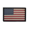 Patriotic Wood Flag Wall Decor, Multicolor