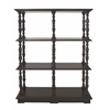 "Benzara Amazing Wood Display Shelf 49""W, 68""H"